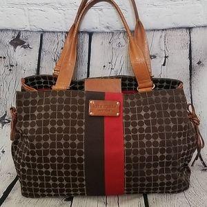 Kate Spade Jacquard Handbag